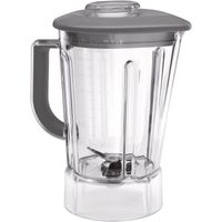 KitchenAid Zubehör Polycarbonat-Behälter - 5KPP56EL fÃ1/4r Standmixer 5KSB555 / 5553 / KSB45