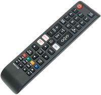 BN59-01315B Ersatz Fernbedienung passend für Samsung mit Netflix Prime Video Rakuten TV Tasten