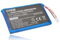 vhbw Akku passend für Sony Portable Reader PRS-600, PRS-600/BC eBook Reader (800mAh, 3,7V, Li-Polymer)