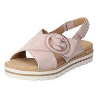 GABOR Comfort Damen Plateau-Sandalen Rosa, Schuhgröße:EUR 36