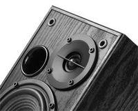 Edifier R1100 - 2-Wege - Verkabelt - RCA/3,5 mm - 42 W - 75 - 18000 Hz - Schwarz