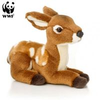 WWF Plüschtier Rehkitz (15cm) lebensecht Kuscheltier Stofftier