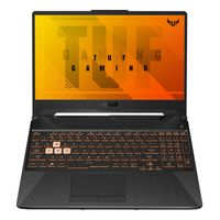 ASUS TUF Gaming A15 FA506IV-HN472T / Ryzen 7-4800H / 8GB / 1 TB SSD / GF RTX 2060 - 6 GB / 15' FHD IPS 144 Hz matt, Farbe:Schwarz