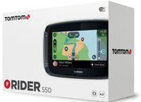 TomTom Rider 550 Motorrad-Navigationssystem