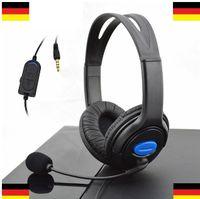Headset PC Gaming Laptop + GAMER KOPFHÖRER wired Spiel Kopfhörer Set