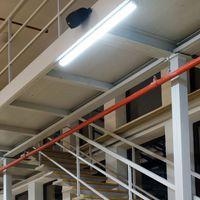 LED Wannenleuchte, 3840 Lumen, Kaltweiß, IP65, L 150 cm