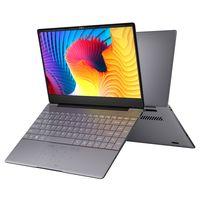 Laptop KUU K2s 14 Zoll Intel Celeron J4115 1.80 GHz 8 GB DDR4 RAM Stockage 256 GB FHD Metalloberfläche Fingerabdruck entsperren