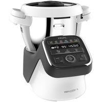 Krups HP 50A815 Prep&Cook XL - Küchenmaschine - schwarz/weiß