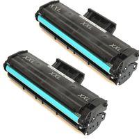 2x Toner kompatibel Samsung MLT-D111L XXL Toner SparSet HP SU799A für Xpress Samsung Drucker