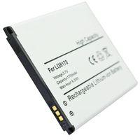Akku passend für den Medion P4501 Akku MD98428, LI38170 3,8 Volt 1700mAh, 64,4x52,9x4,2mm