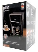 BRAUN KF 7020 PurAroma 7 Kaffeeautomat schwarz