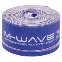 M-Wave felgenband RT-HP GlueHochdruck 12-29 Zoll 16 mm blau