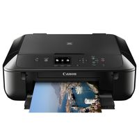 Canon PIXMA MG5750 schwarz Tintenstrahl Multifunktionsdrucker