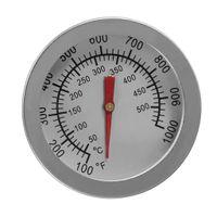 500°C Backofenthermometer für Steinofen Holzbackofen Ofenthermometer