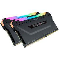 Corsair Vengeance CMW16GX4M2Z3600C18 - 16 GB - 2 x 8 GB - DDR4 - 3600 MHz - 288-pin DIMM