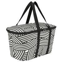 Reisenthel 20 Liter Kühltasche coolerbag Thermo Einkaufskorb faltbar - zebra - Zebra