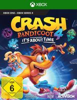 Crash Bandicoot 4 - It's About Time - Konsole XBox One