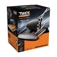 Thrustmaster TWCS Throttle Schieberegler f. PC & PS4, Farbe:Schwarz