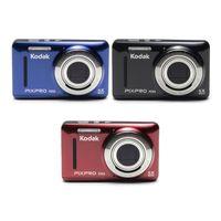Kodak Pixpro FZ53 schwarz, Farbe:Blau