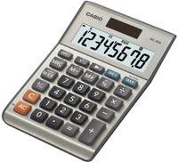 CASIO Tischrechner MS 80 B Solar / Batteriebetrieb