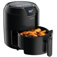 Tefal EY4018 Easy Fry Precision Heißluft-Fritteuse 80°C bis 200°C Touch-Display schwarz