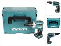 Makita DFS 251 ZJ 18 V Li-Ion Trockenbauschrauber Brushless Solo im Makpac - ohne Akku, ohne Ladegerät