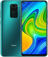 "Xiaomi Redmi Note 9 128GB Forest Green Handy 6,53"" Dual 4G Smartphone"