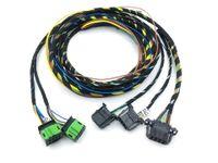 Sitzheizung Nachrüstung SH mit Klimaautomatik Adapter Kabel Kabelbaum VW T5