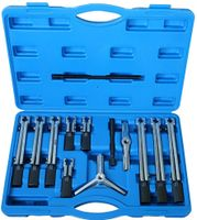 universal  Abzieher Lagerabzieher  Getriebe Extractor Remover Set  13PCs 2+3 armig Innen & Aussen Abzieher Kit