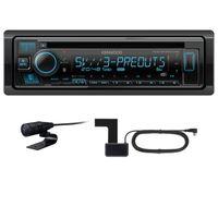 KENWOOD KDC-BT950DAB USB Autoradio Bluetooth Digitalradio MP3 inkl DAB Antenne