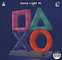 LAMPE PLAYSTATION LOGO ICONS XL - Fanartikel