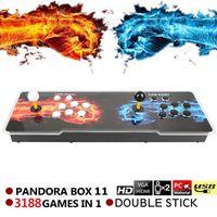 Spielkonsole Arcade-Spiele 3188  Spiele Station Machine Game Joystick Arcade-Tasten HD VGA-Ausgang USB PC für TV-Laptop