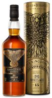Mortlach 15 Jahre Six Kingdoms Game of Thrones Limited Edition in hochwertiger Geschenktube GoT Single Malt Scotch Whisky from the Game of Thrones Collection Finished in Ex-Bourbon Casks | 46 % vol | 0,7 l