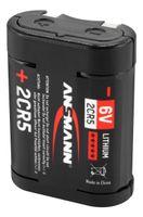 ANSMANN 2CR5 (6V) Lithium Spezial Batterie für u.a. Garagentoröffner