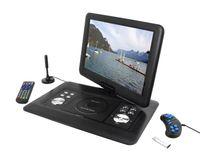 """Soundmaster Portabler DVD-Player mit DVB-T2 HD-Tuner und 15.4"""" TFT Bildschirm"""