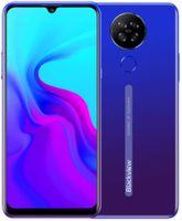 Blackview A80 Android 10 Smartphone ohne Vertrag 4G G, 6,21 Zoll HD + Bildschirm, Vier Rückfahrkameras, 2GB + 16GB, 4200 mAh Akku, 8,8 mm Glatt & Schlankes Design, DUAL SIM Handy GPS Blau