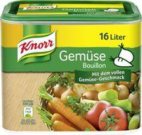 Knorr Gemüse-Kraftbouillon für 16l 320g