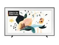 Samsung 4K Ultra HD QLED TV 189 cm (75 Zoll) The Frame GQ75LS03TAUXZG Sprachassistenten, Smart-TV, HDR10+