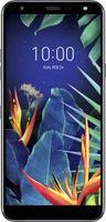 LG Smartphone K40 LM-420EMW, Dual SIM, Farbe: Aurora Black