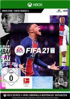 Microsoft Xbox One FIFA 21 Spiel Sportspiel Sport Fussball neue Spielvarianten