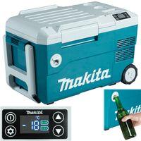 Makita DCW180Z Akku Kühlbox Wärmebox | -18 bis 60°C | 20 l | 12/24/230V 18V