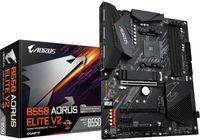 Gigabyte B550 Aorus Elite V2 ATX Mainboard Sockel AM4 M.2/HDMI/DP/USB3.2 - Mainboard - AMD Sockel AM Gigabyte