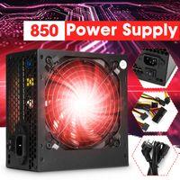 850W Gaming PC ATX Netzteil Aktives PFC Fan 8PIN+2x6PIN für Desktop Computer DE