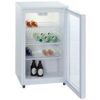 PKM Glastürkühlschrank Flaschenkühlschrank Getränkekühlschrank GKS102 85 cm
