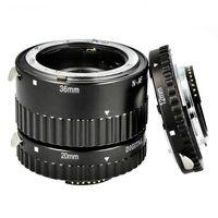 Meike Extension Tube Set AF Nikon F Mount