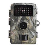 DL001 16MP 1080P HD 2 Zoll Outdoor Überwachungskameras Jagdkamera IR Nachtsicht Wasserdichte Scouting Kamera Überwachung Wildkamera