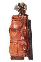 Mini Deko Golfbag 8,5 cm Figur Golf Golftasche Dekoration