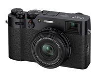 Fujifilm X 100V, 26,1 MP, 6240 x 4160 Pixel, X-Trans CMOS 4, 4K Ultra HD, Touchscreen, Schwarz