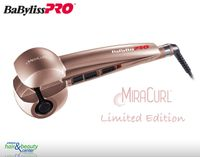 Babyliss Pro MiraCurl Rose Gold Limited Edition Mira Curl BAB2665RGE