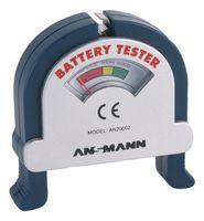 Ansmann Battery tester, 0 V, AA, AAA, C, D